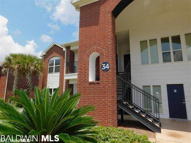 20050 Oak Rd #3401, Gulf Shores, AL 36542 (MLS #295622) :: Elite Real Estate Solutions
