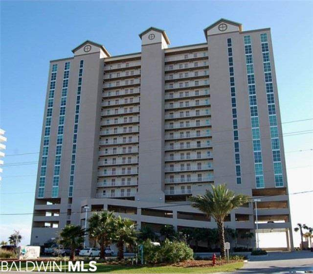 931 W Beach Blvd #1002, Gulf Shores, AL 36542 (MLS #296020) :: JWRE Powered by JPAR Coast & County