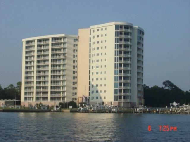 28250 Canal Road #601, Orange Beach, AL 36561 (MLS #299490) :: Gulf Coast Experts Real Estate Team