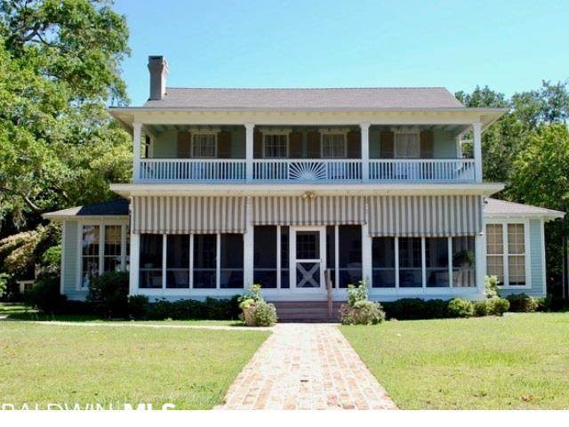 17401 Scenic Highway 98, Fairhope, AL 36532 (MLS #304599) :: Levin Rinke Realty