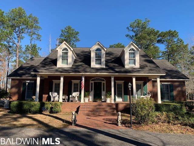 1024 Forest Hill Dr, Atmore, AL 36502 (MLS #308687) :: Gulf Coast Experts Real Estate Team