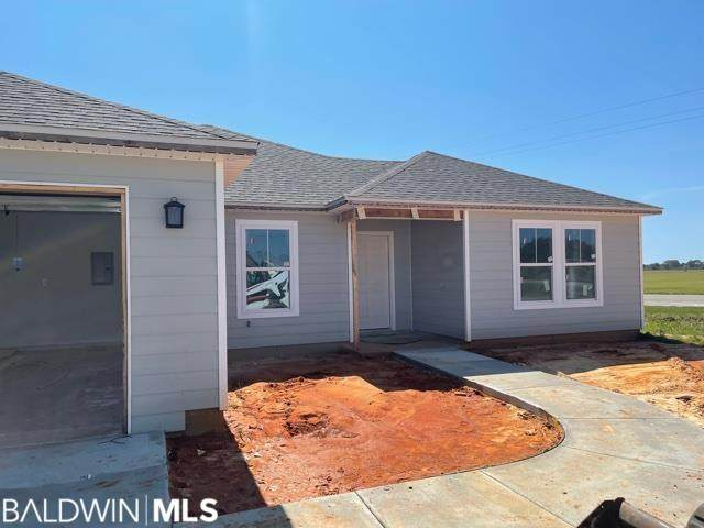 100 Plantation Circle, Summerdale, AL 36580 (MLS #320605) :: Sold Sisters - Alabama Gulf Coast Properties