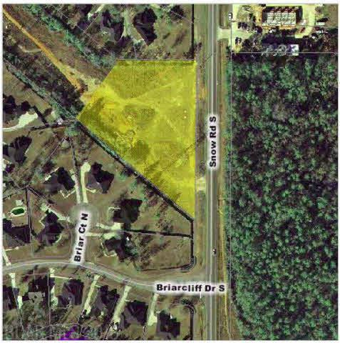 0 Snow Road, Mobile, AL 36608 (MLS #155207) :: Gulf Coast Experts Real Estate Team