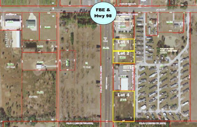 21815 Us Highway 98, Foley, AL 36535 (MLS #199080) :: Gulf Coast Experts Real Estate Team