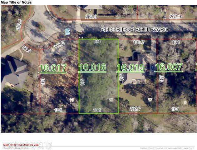 0 Polo Ridge Blvd, Fairhope, AL 36532 (MLS #209422) :: ResortQuest Real Estate