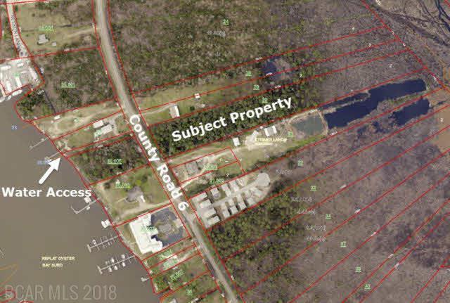 0 County Road 6, Gulf Shores, AL 36542 (MLS #248874) :: Elite Real Estate Solutions
