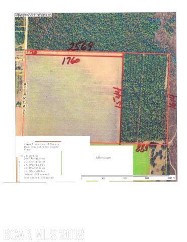 0 Penton Road, Jay, FL 32570 (MLS #249856) :: Gulf Coast Experts Real Estate Team
