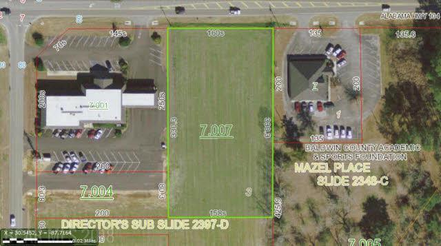 0 Highway 104, Robertsdale, AL 36567 (MLS #252986) :: Elite Real Estate Solutions