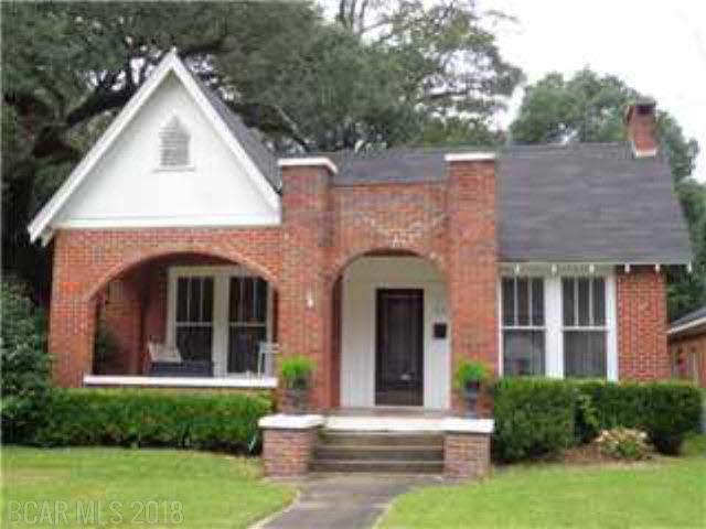 62 Mohawk St, Mobile, AL 36606 (MLS #253527) :: Gulf Coast Experts Real Estate Team