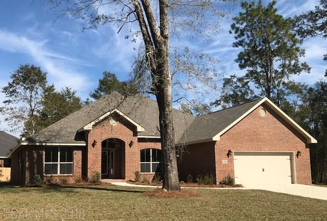 16094 Lakeway Dr, Loxley, AL 36551 (MLS #253648) :: Gulf Coast Experts Real Estate Team