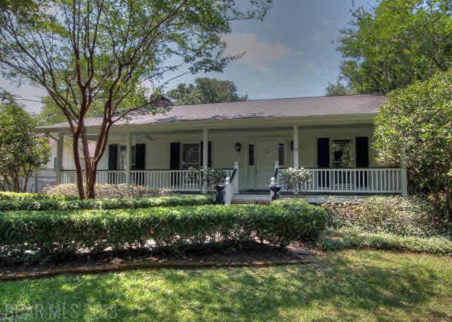 7222 Wood Acres Road, Fairhope, AL 36532 (MLS #254025) :: Gulf Coast Experts Real Estate Team