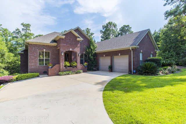 8427 Pine Run, Spanish Fort, AL 36527 (MLS #254290) :: Elite Real Estate Solutions