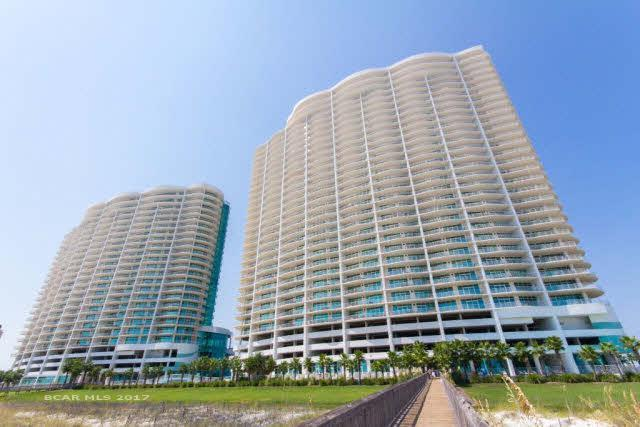 26350 Perdido Beach Blvd C1601, Orange Beach, AL 36561 (MLS #255250) :: The Premiere Team
