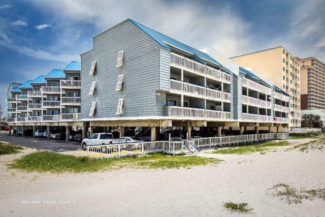 317 E Beach Blvd 104A, Gulf Shores, AL 36542 (MLS #255560) :: The Premiere Team
