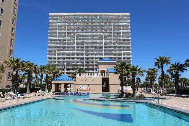1010 W Beach Blvd #205, Gulf Shores, AL 36561 (MLS #255590) :: Coldwell Banker Seaside Realty