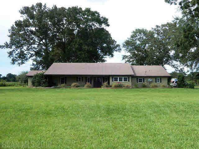 4730 Hall Road, Mcdavid, FL 32568 (MLS #256004) :: Gulf Coast Experts Real Estate Team