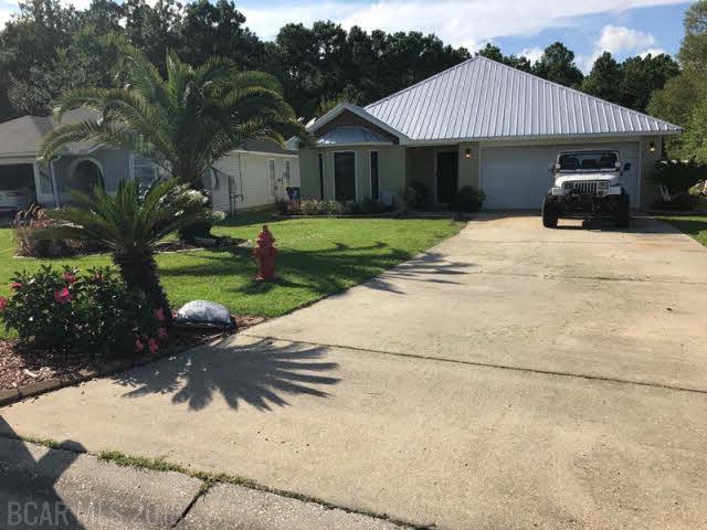 4633 Pine Blvd, Orange Beach, AL 36561 (MLS #256805) :: Gulf Coast Experts Real Estate Team