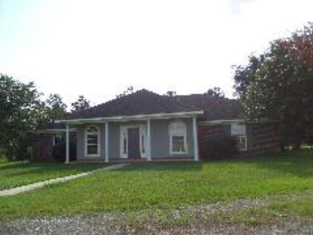 27125 Campbell Road, Robertsdale, AL 36567 (MLS #257355) :: Gulf Coast Experts Real Estate Team