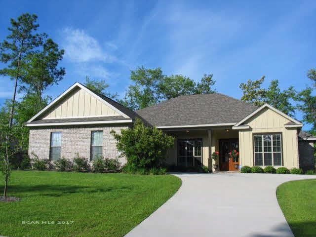 8374 Delta Woods Drive, Bay Minette, AL 36507 (MLS #257443) :: Gulf Coast Experts Real Estate Team