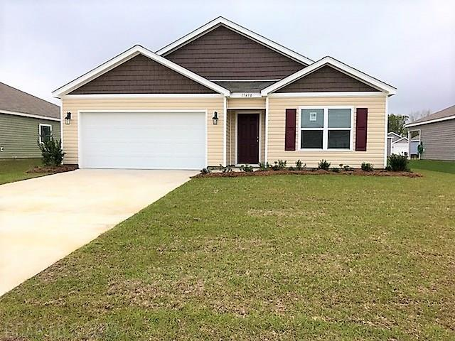 17430 Harding Drive, Foley, AL 36535 (MLS #262177) :: Karen Rose Real Estate
