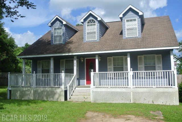9286 Sea Bright Av, Elberta, AL 36530 (MLS #268578) :: Elite Real Estate Solutions