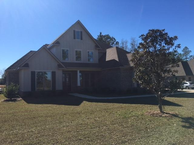 12098 Coyote Drive, Spanish Fort, AL 36527 (MLS #271141) :: Elite Real Estate Solutions