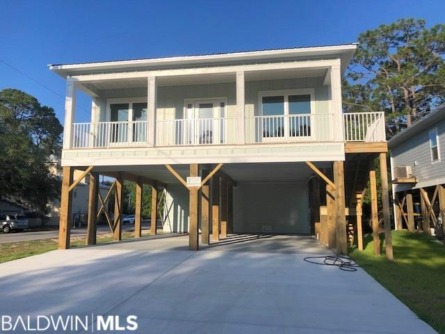 5646 Mobile Avenue, Orange Beach, AL 36561 (MLS #273616) :: Coldwell Banker Coastal Realty