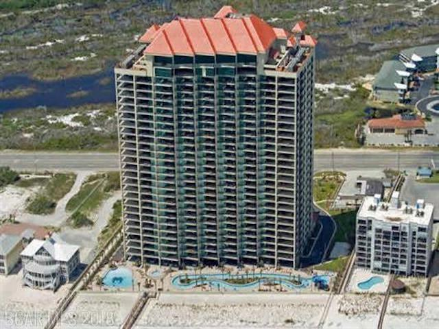 23972 Perdido Beach Blvd #809, Orange Beach, AL 36561 (MLS #274890) :: Coldwell Banker Coastal Realty