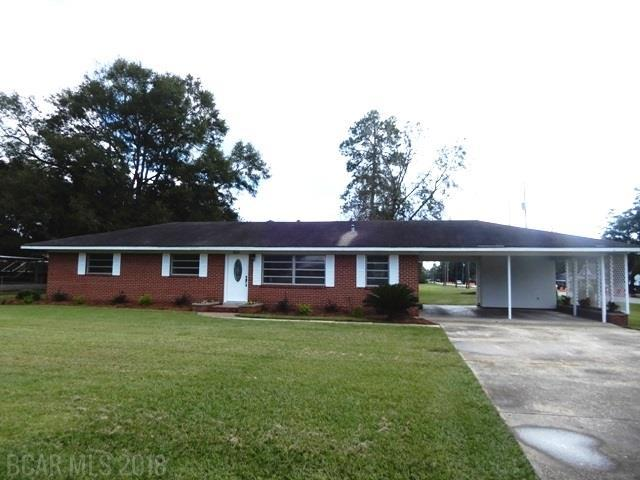 600 Mcrae Street, Atmore, AL 36502 (MLS #275593) :: Jason Will Real Estate