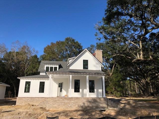 743 Boundary Drive, Fairhope, AL 36532 (MLS #277741) :: Elite Real Estate Solutions