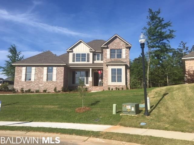 32194 Badger Court, Spanish Fort, AL 36527 (MLS #279556) :: Elite Real Estate Solutions