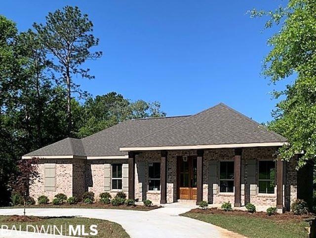 6600 Garrison Drive, Spanish Fort, AL 36527 (MLS #282467) :: Ashurst & Niemeyer Real Estate