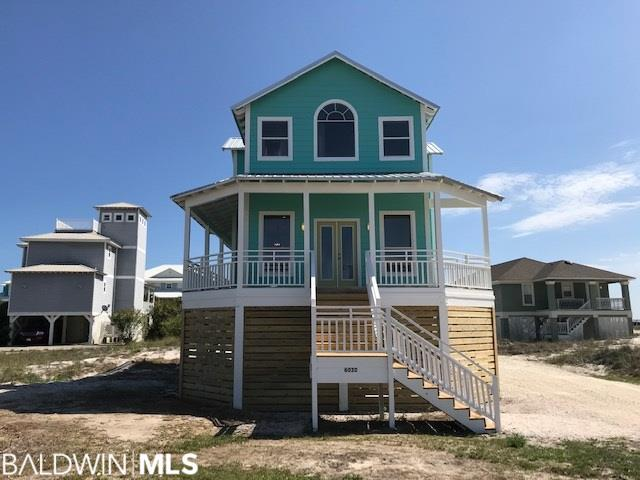 6030 Sawgrass Drive, Gulf Shores, AL 36542 (MLS #283018) :: Coldwell Banker Coastal Realty