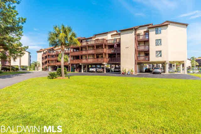 1222-I Portside Ln 1222I, Gulf Shores, AL 36542 (MLS #283891) :: Elite Real Estate Solutions