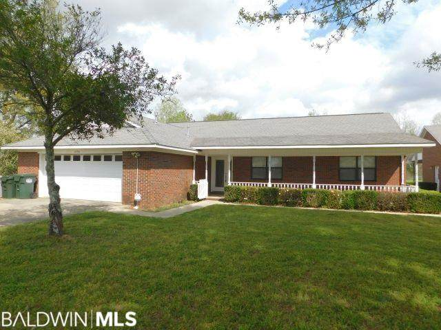 4550 W Highway 4, Century, FL 32535 (MLS #296275) :: The Kim and Brian Team at RE/MAX Paradise