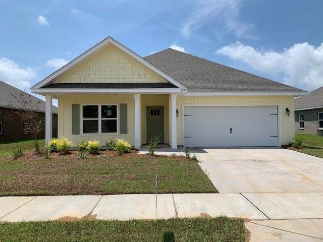 9437 Sitka Drive #74, Foley, AL 36535 (MLS #298975) :: The Kim and Brian Team at RE/MAX Paradise