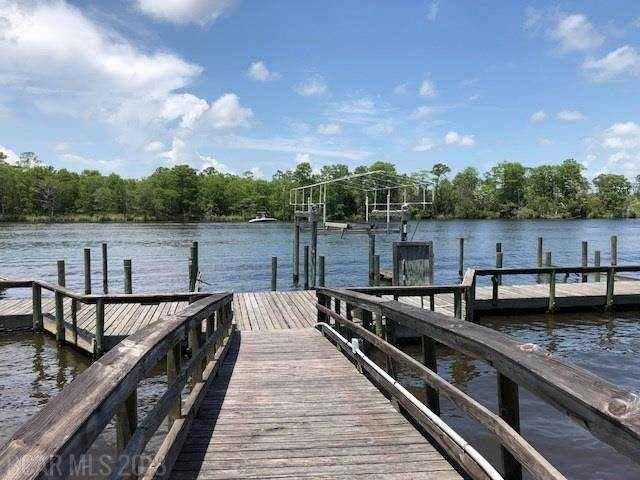 0 Pandion Drive, Magnolia Springs, AL 36555 (MLS #301524) :: Dodson Real Estate Group