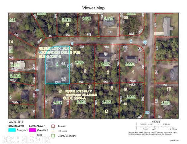 0 Monarch Cir, Foley, AL 36535 (MLS #221500) :: Gulf Coast Experts Real Estate Team