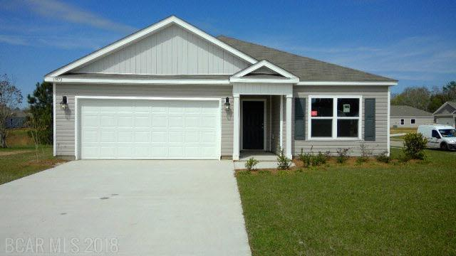 17473 Harding Drive, Foley, AL 36535 (MLS #247906) :: Karen Rose Real Estate