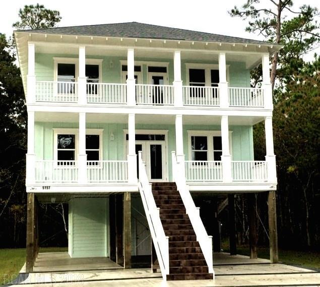 5157 Skiff Ln, Gulf Shores, AL 36542 (MLS #253301) :: Elite Real Estate Solutions