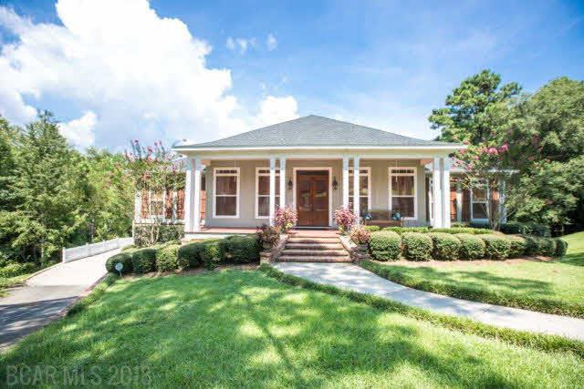 697 Oak Bluff Drive, Daphne, AL 36526 (MLS #256905) :: Gulf Coast Experts Real Estate Team