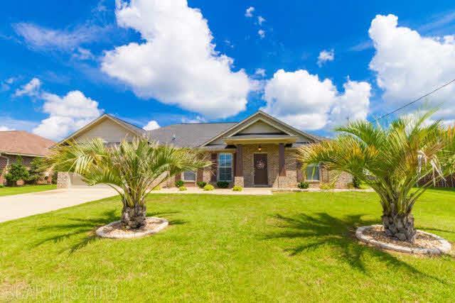 33647 Field Stone Lane, Lillian, AL 36549 (MLS #257215) :: Gulf Coast Experts Real Estate Team
