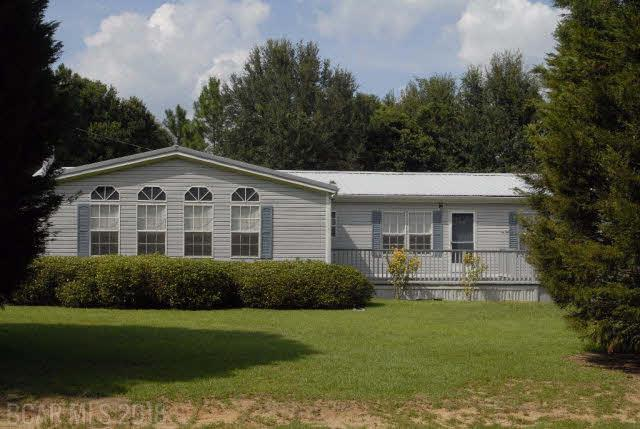 18695 Bull Springs Road, Robertsdale, AL 36567 (MLS #257561) :: Gulf Coast Experts Real Estate Team
