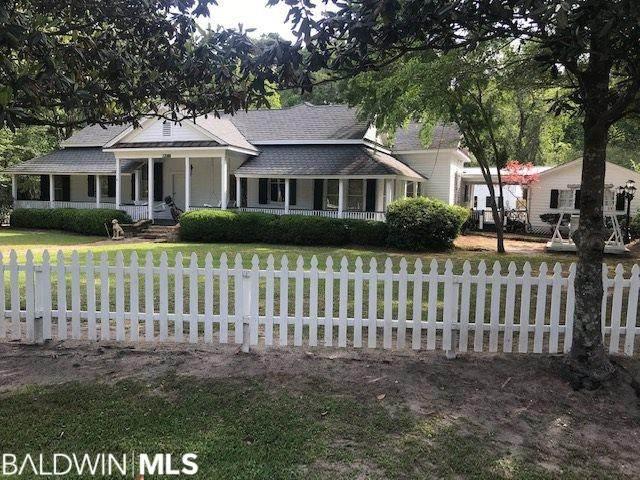 17088 Scenic Highway 98, Fairhope, AL 36532 (MLS #264938) :: Gulf Coast Experts Real Estate Team