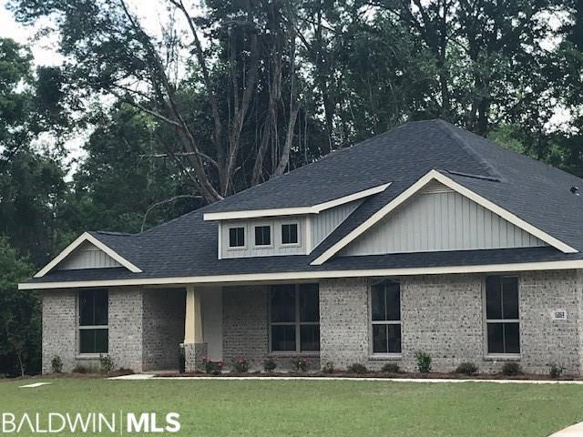 16869 Tyson Dr, Foley, AL 36535 (MLS #272010) :: Elite Real Estate Solutions