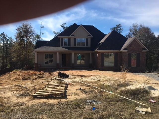 32149 Badger Court, Spanish Fort, AL 36527 (MLS #273313) :: Gulf Coast Experts Real Estate Team