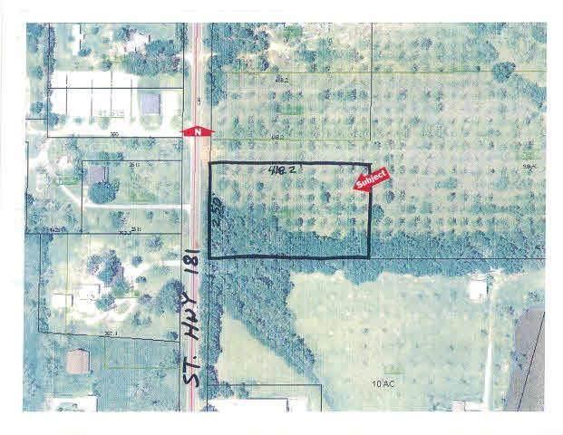0 Highway 181, Fairhope, AL 36532 (MLS #228676) :: Ashurst & Niemeyer Real Estate