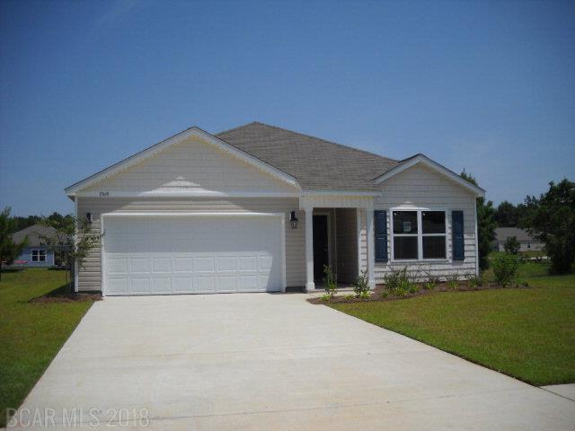 17449 Harding Drive, Foley, AL 36535 (MLS #247907) :: Karen Rose Real Estate