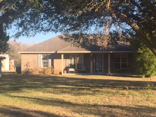 19800 Bird Hog Road, Robertsdale, AL 36567 (MLS #261151) :: Gulf Coast Experts Real Estate Team