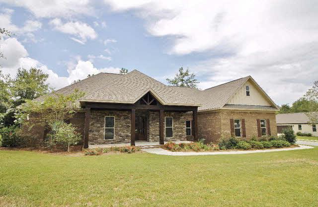12464 Gracie Lane, Spanish Fort, AL 36527 (MLS #267988) :: Elite Real Estate Solutions